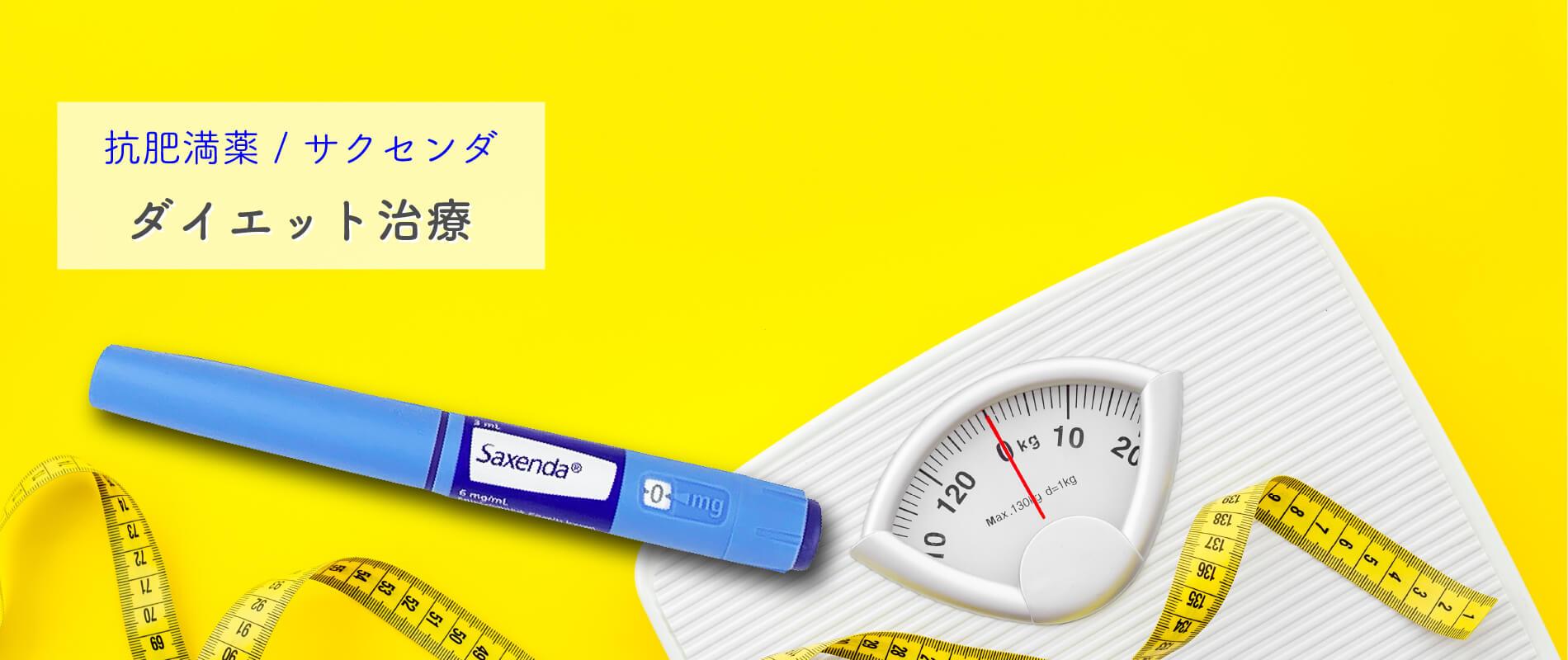 ダイエット治療